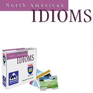 دانلود نرم افزار آموزش و تقویت اصطلاحات North American Idioms
