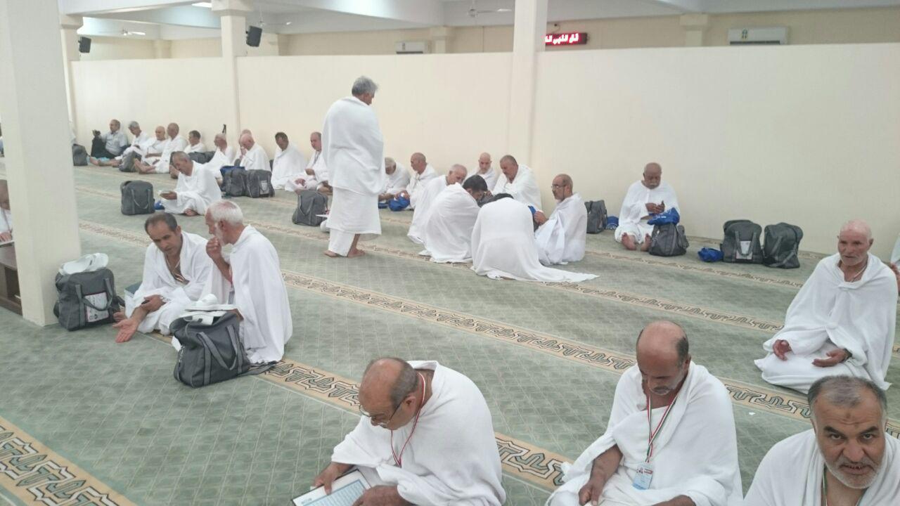 مسجد جحفه