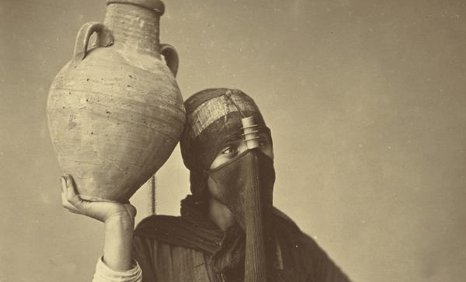 زن مصری