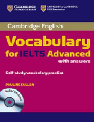 دانلود کتاب Cambridge Vocabulary for IELTS Advanced