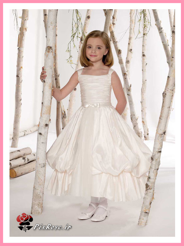 لباس عروس دخترکوچولوها