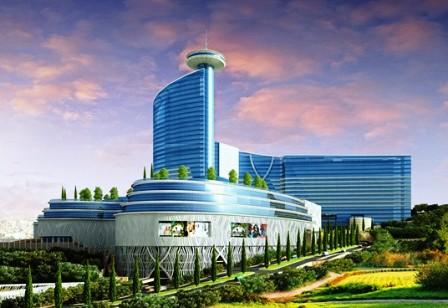 هتل بین المللی 7 ستاره مشهد