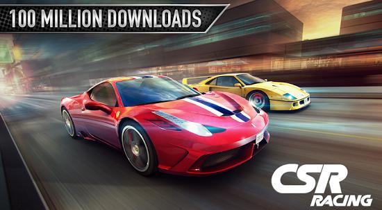 CSR Racing 2.6.0 دانلود بازی