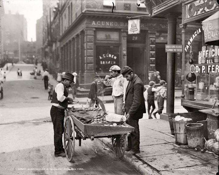 نیویورک ؛ يك قرن پیش
