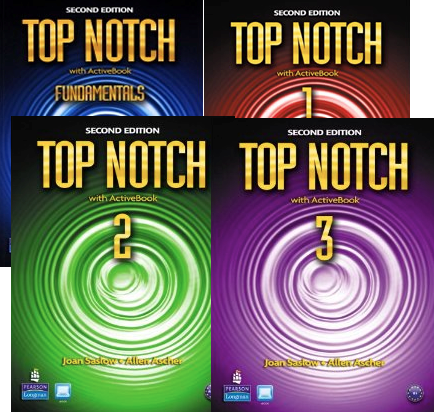 زیرنویس فیلمهای آموزش زبان Top Notch تاپ ناچ