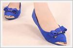 مدل کفش فلت 2014