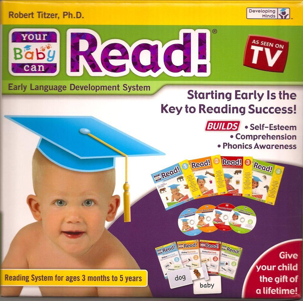دانلود فیلم آموزشی Your Baby Can Read ویژه کودکان