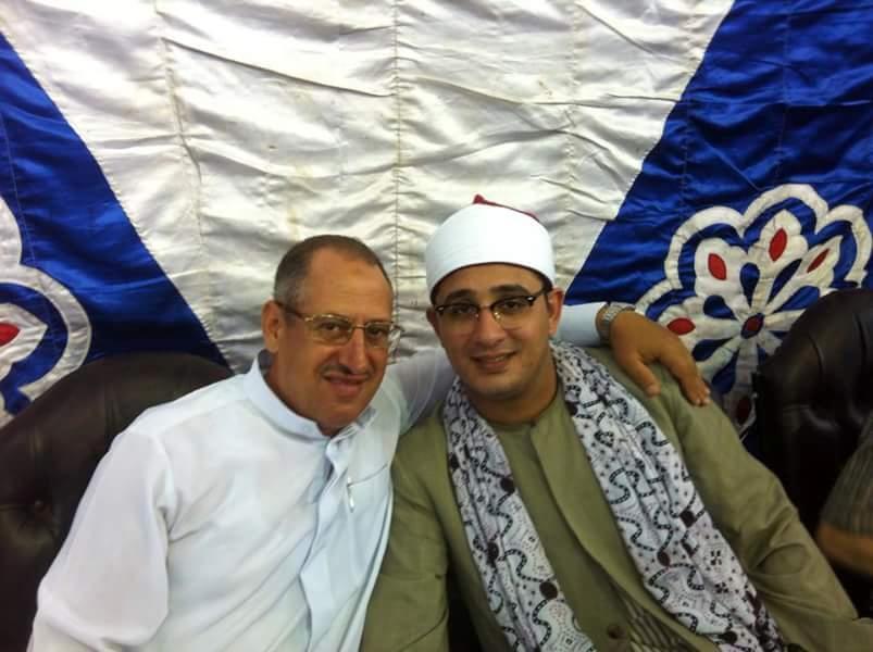 تصاویر عائلة الشحاتیة/تصاویری از استاد شحات انور(ره) و پسرانشان