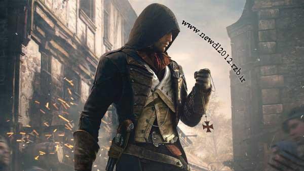 دانلود ترینر بازی Assassins creed unity (نسخه Lingon)