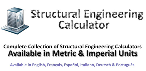 Structural Engineering Calc