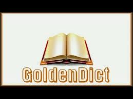 دنلود دیکشنری اندروید Golden Dict