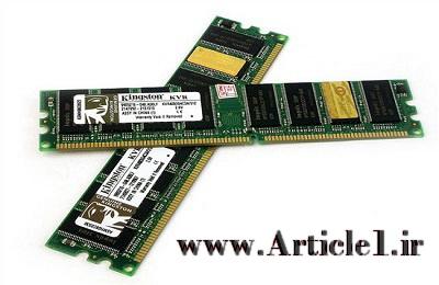 پاورپوینت: حافظه کامپیوتر (RAM)