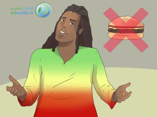 وعده غذا و کاهش وزن