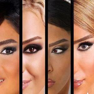 جدیدترین مدل ارایش چشم عربی