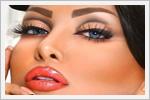 جذاب ترین مدل های آرایش صورت عروس