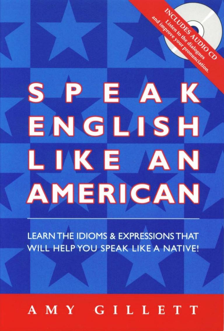 دانلود کتاب Speak English Like an American