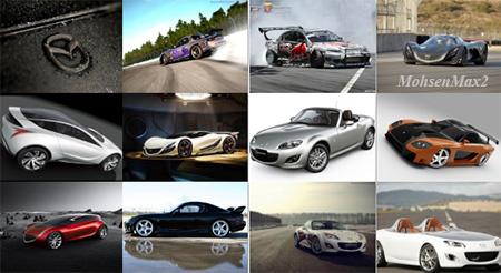 Mazda عکس مزدا