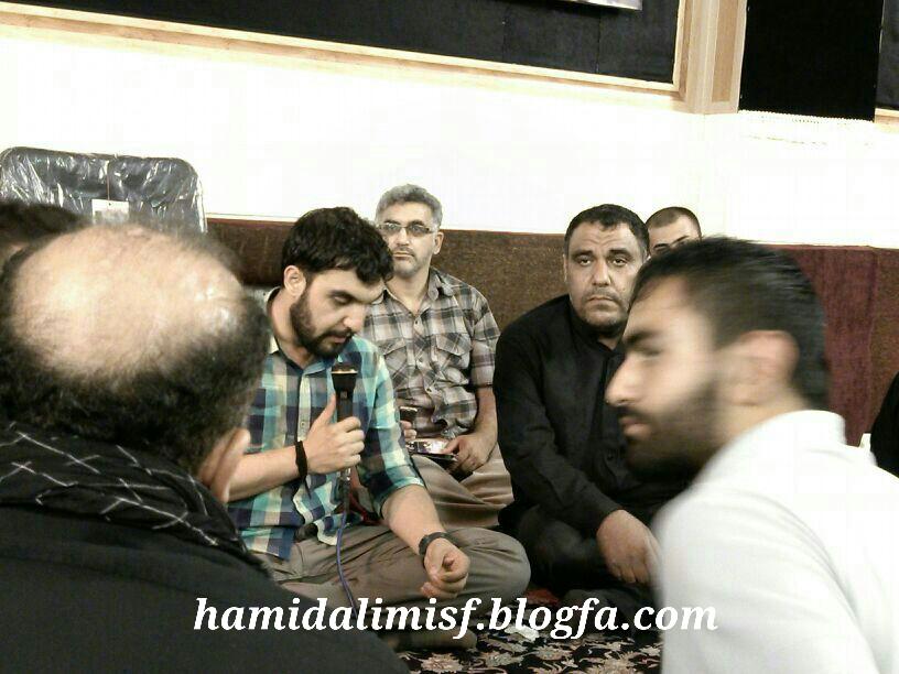 علیمی 93 حاج محسن فیضی
