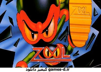 دانلود بازیهای Zool سگا برای pc
