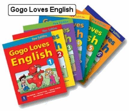 دانلود رایگان مجموعه Gogo Loves English / آموزش به کودکان