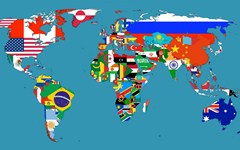 805-World Map With Flags.jpg (240×150)