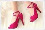 مدل های زیبای کفش مجلسی  2014