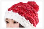 جدیدترین مدل های کلاه بافتنی دخترانه