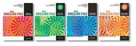 دانلود مجموعه کامل New English File